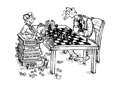 Articles jeu d'échecs