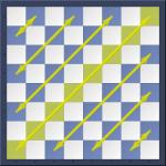 diagonale noire a1-h8