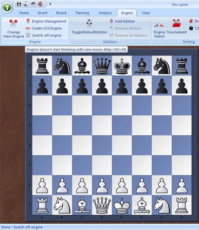 Jouer à deux sur Fritz sur un même écran