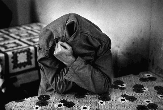 Raymond Depardon : Asile psychiatrique de San Clemente