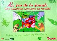 Do Shou Qi - Jeu de la jungle