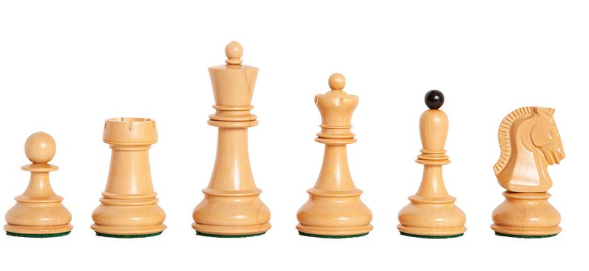 Fischer Dubrovnik Series Chess Pieces