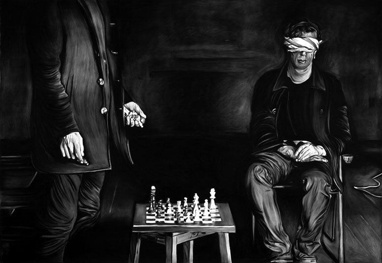 Blindfolded Chess