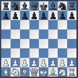 initial position chess