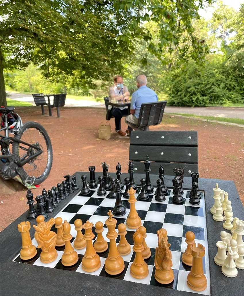 Club d'échecs du parc de la Tête d'Or
