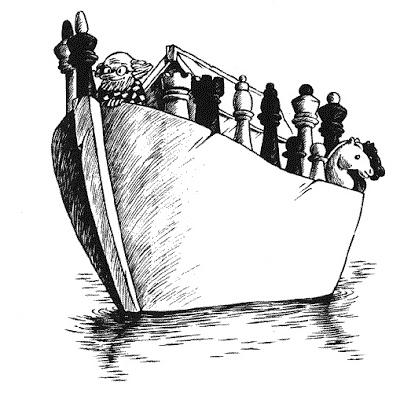 L'Arche de Noé par Kosobukin Juri