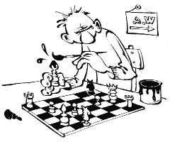 échecs triche (drôle)
