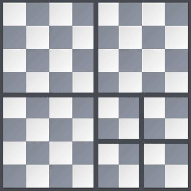 Géométrie de l'échiquier
