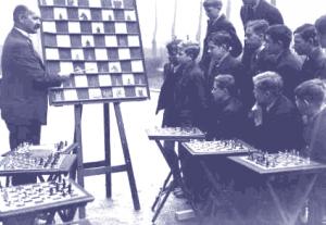 Entraînement échecs