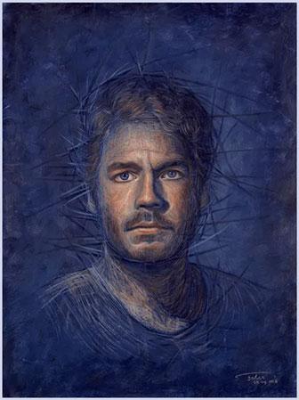 Felix Albers : autoportrait