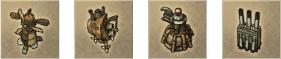greed corp unité : excavatrice