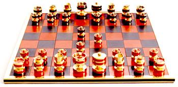 jeu d'échecs Geoffrey Parker