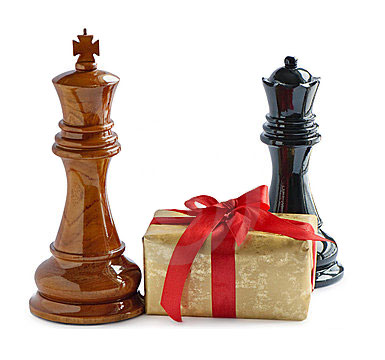 Jeu d'échecs cadeau