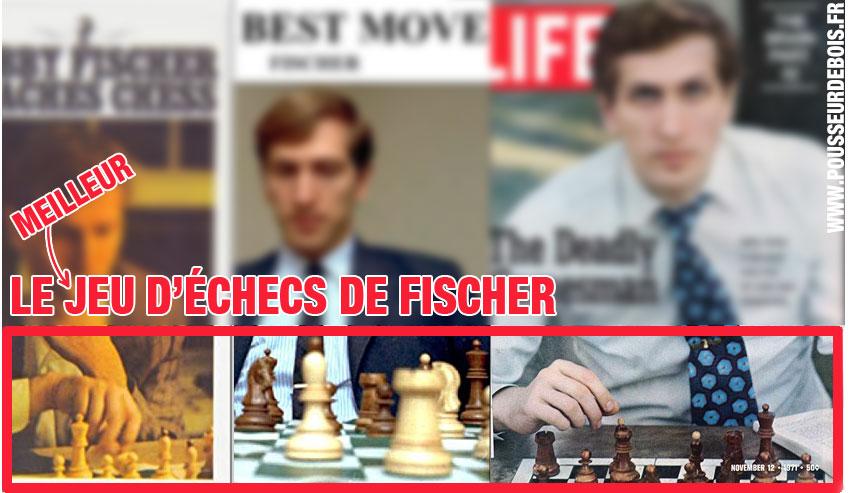 Dubrovnik : Le meilleur jeu d'échecs de Fischer