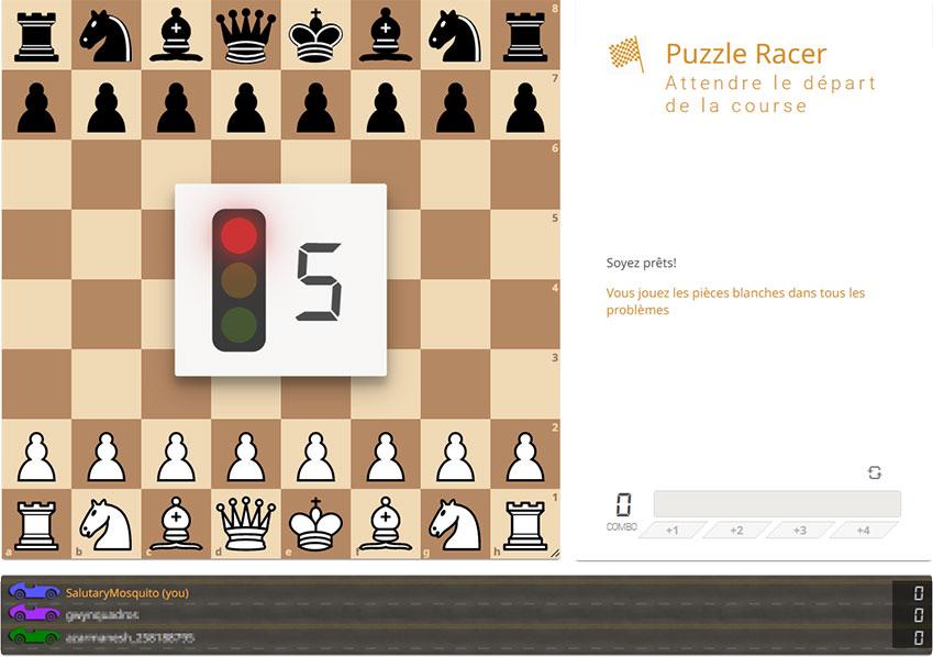 Puzzle Racer