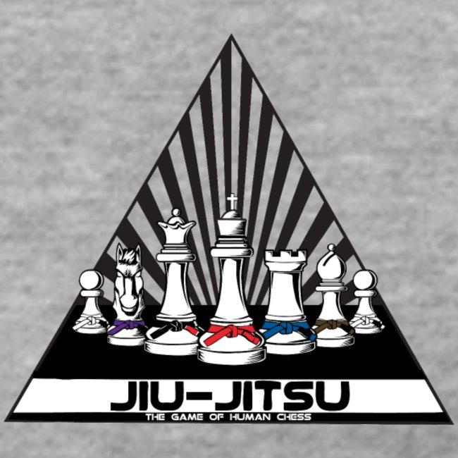 Tshirt jeu d'échecs et BJJ