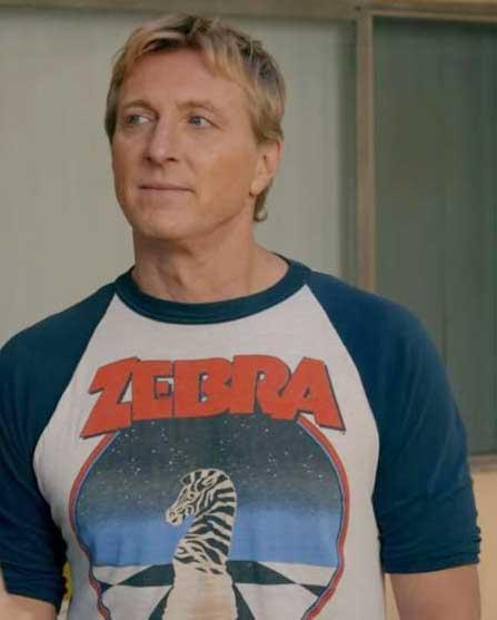 Tshirt Zebra Cobra Kai