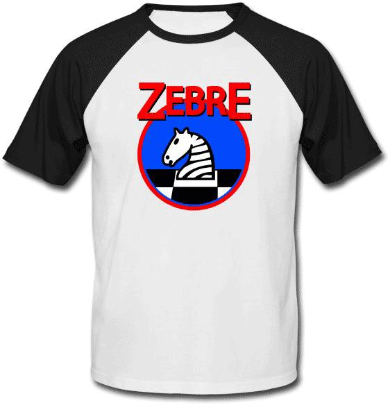 Tshirt zèbre